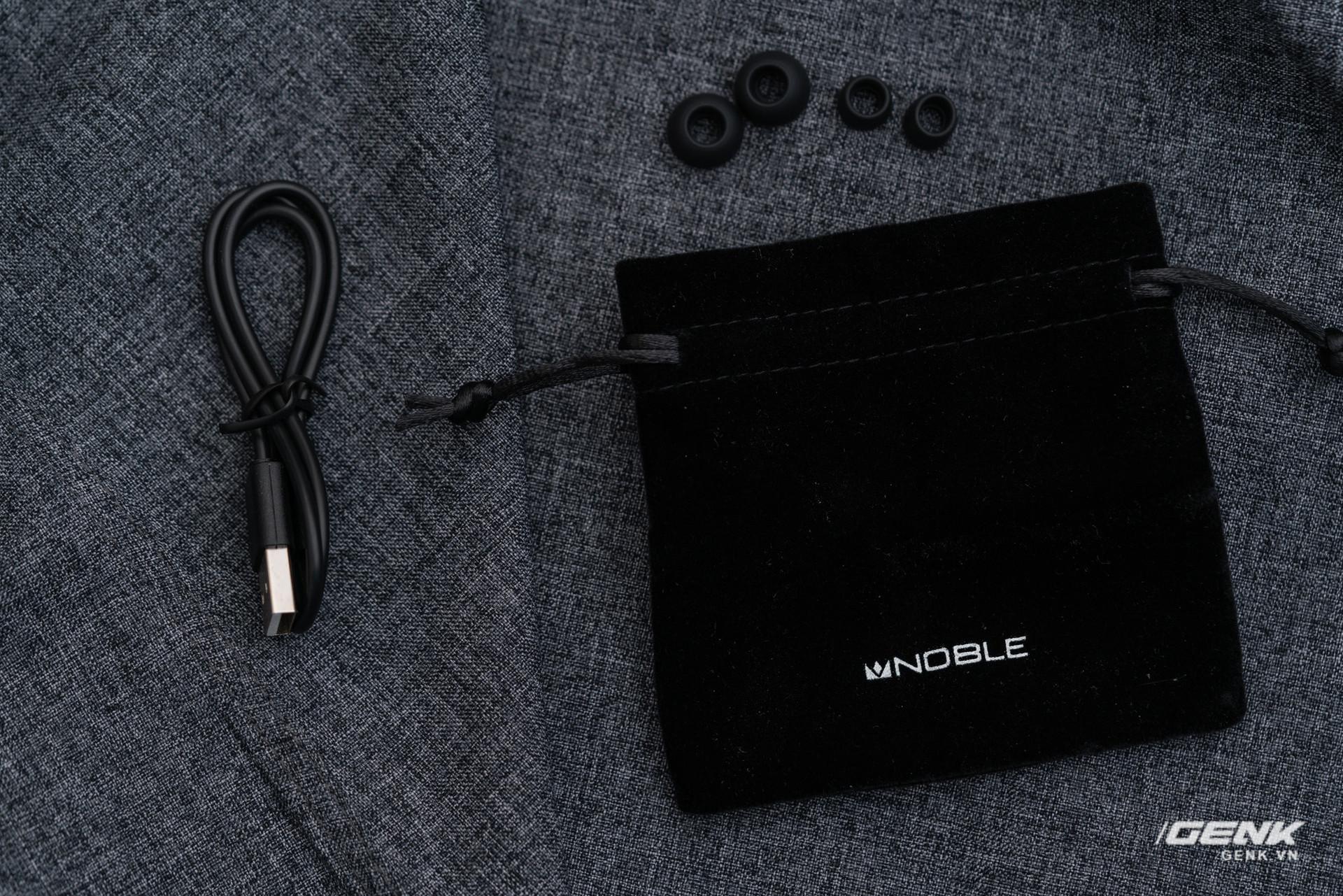 Đánh giá Noble Falcon Pro: Tai nghe True Wireless đắt gấp đôi AirPods Pro mà không có chống ồn chủ động?-3