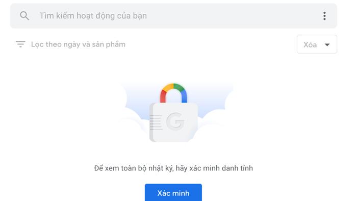 Cách đặt mật khẩu bảo vệ những hoạt động nhạy cảm trên tài khoản Google-4