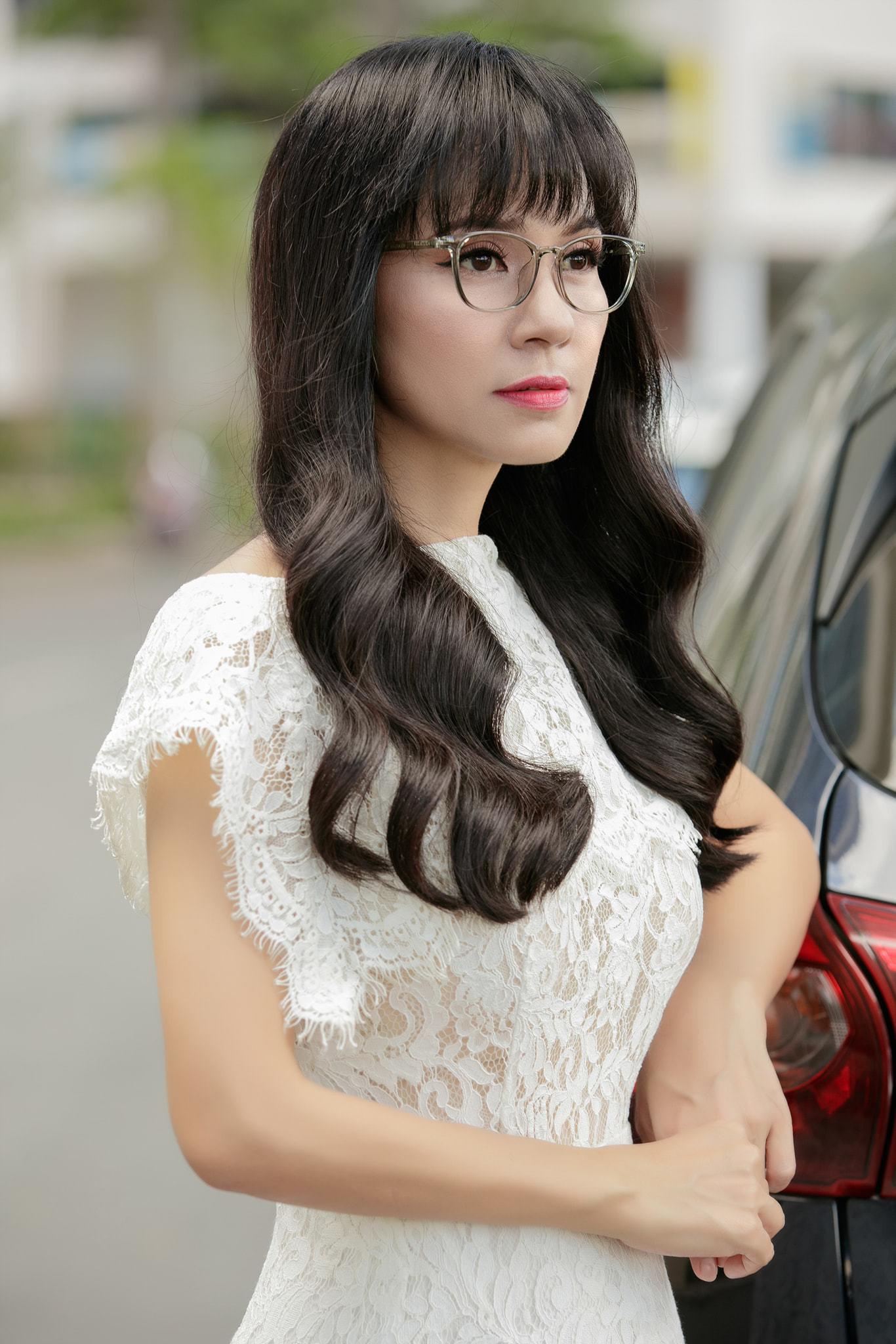 Đời thường trẻ trung tuổi 49 của diễn viên Việt Trinh-19