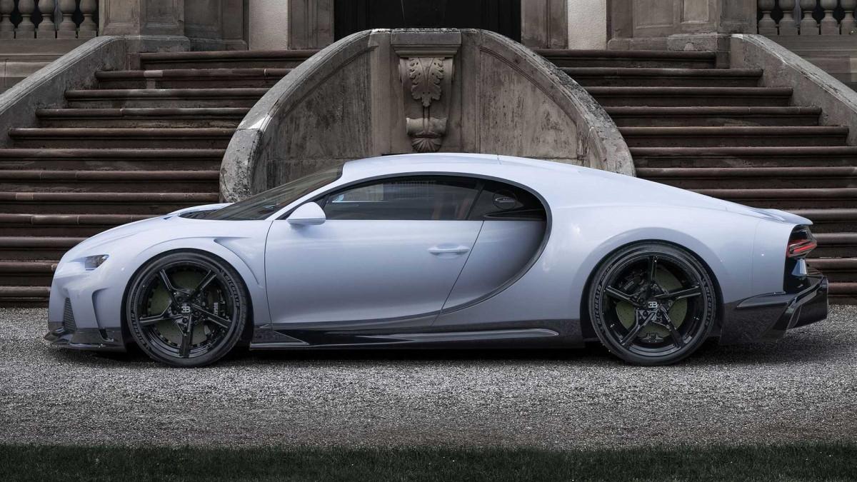 Bugatti ra mắt siêu phẩm Chiron Super Sport siêu nhanh gần 90 tỷ đồng-6