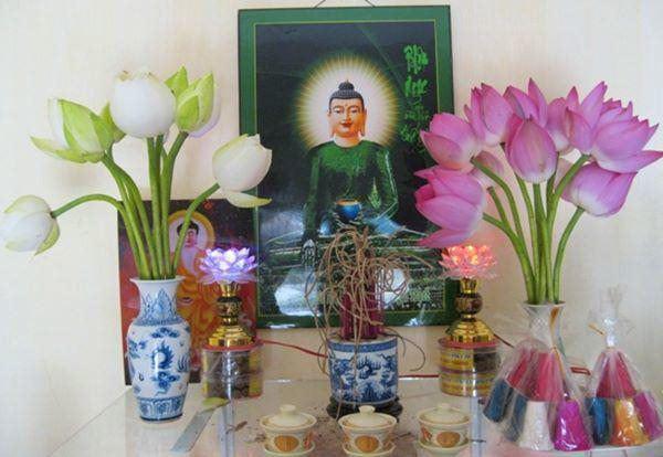 6 loại hoa nên đặt lên bàn thờ Tết Đoan Ngọ, mang ý nghĩa may mắn bình an-1