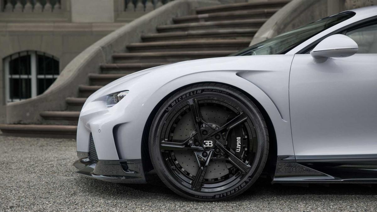 Bugatti ra mắt siêu phẩm Chiron Super Sport siêu nhanh gần 90 tỷ đồng-8