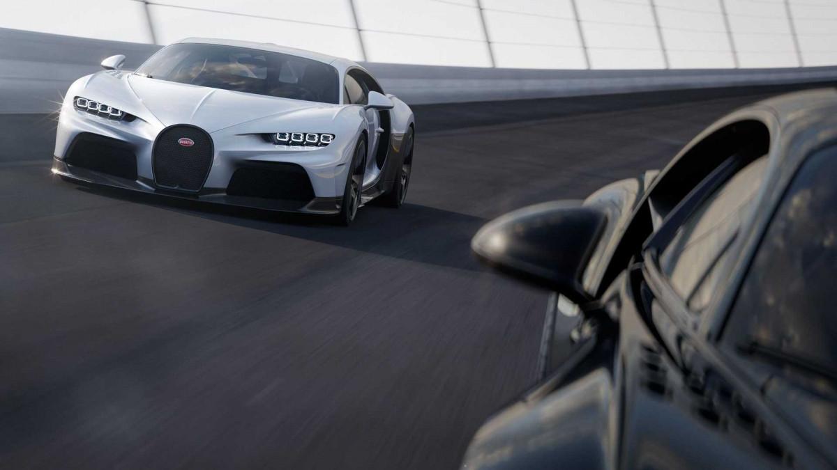Bugatti ra mắt siêu phẩm Chiron Super Sport siêu nhanh gần 90 tỷ đồng-19