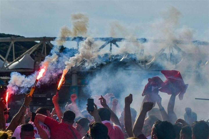 Ảnh: Lễ khai mạc EURO 2020 rực lửa và đầy màu sắc-11