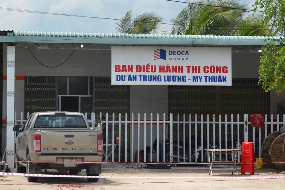10 ca Covid-19 ở Tiền Giang là cán bộ kỹ thuật cao tốc Trung Lương - Mỹ Thuận-1