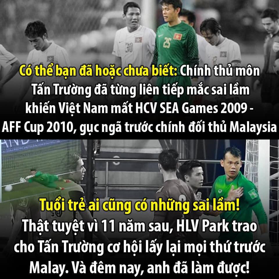 Dân mạng chế ảnh hài hước, tưng bừng ăn mừng chiến thắng trước Malaysia-5