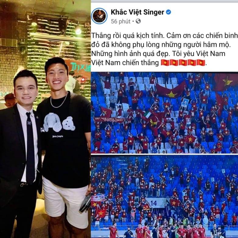 Sao Việt vỡ òa khi tuyển Việt Nam thắng Malaysia-1