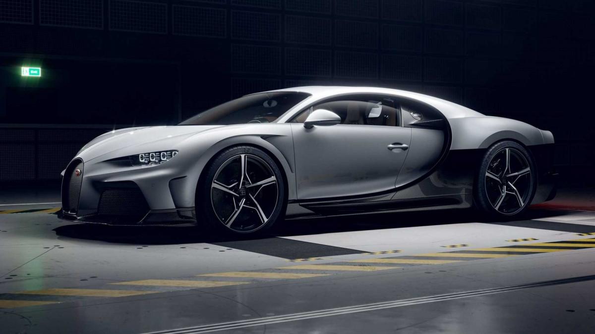 Bugatti ra mắt siêu phẩm Chiron Super Sport siêu nhanh gần 90 tỷ đồng-5