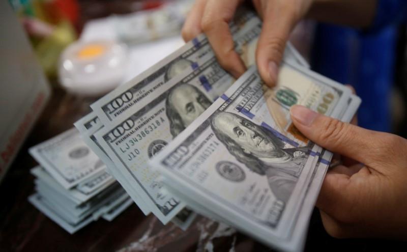 Tỷ giá ngoại tệ ngày 12/6: Lạm phát đẩy USD tăng giá-1