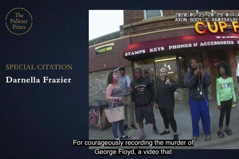 Giải Pulitzer vinh danh báo chí đưa tin Covid-19, biểu tình Mỹ-1