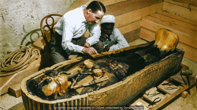 Bí mật về nghĩa trang khủng của các Pharaoh nổi tiếng Ai Cập-2