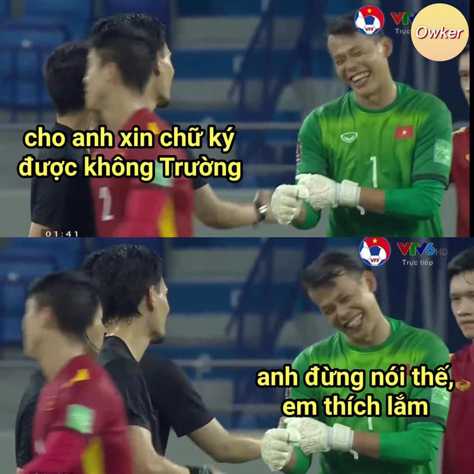 Dân mạng chế ảnh hài hước, tưng bừng ăn mừng chiến thắng trước Malaysia-4