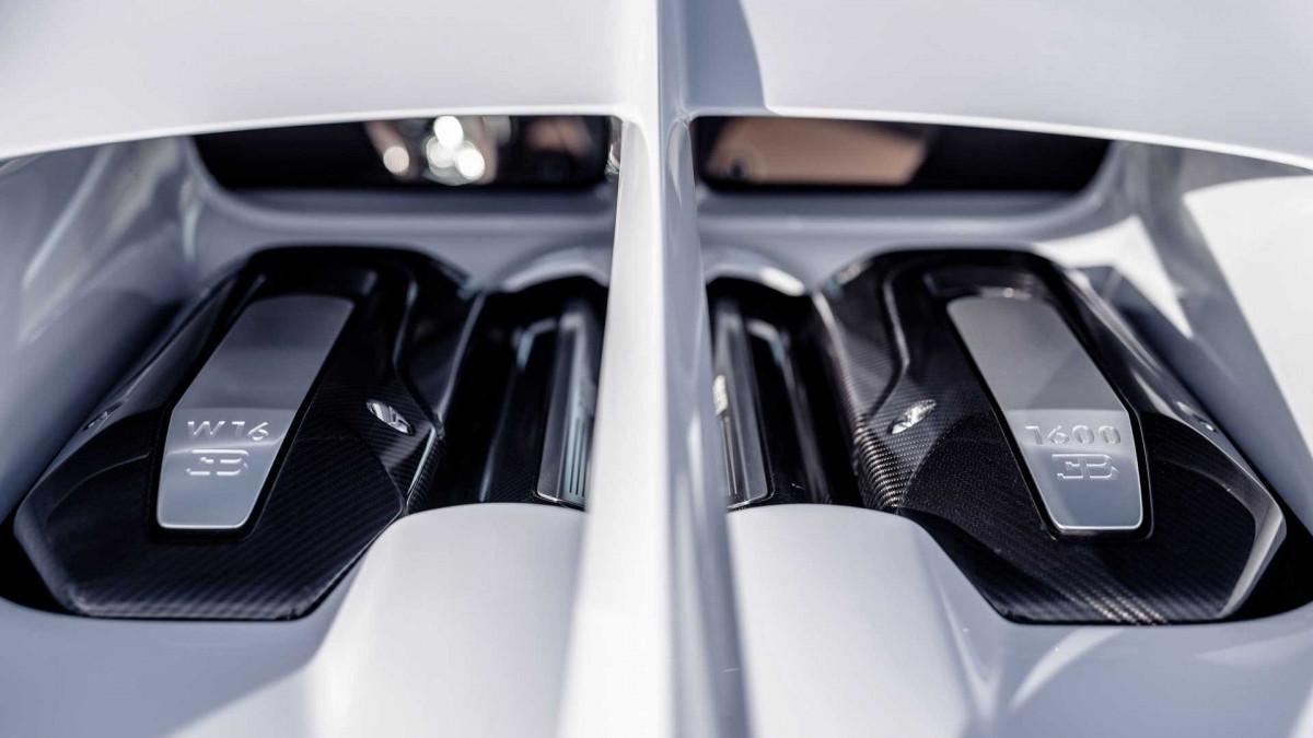 Bugatti ra mắt siêu phẩm Chiron Super Sport siêu nhanh gần 90 tỷ đồng-13