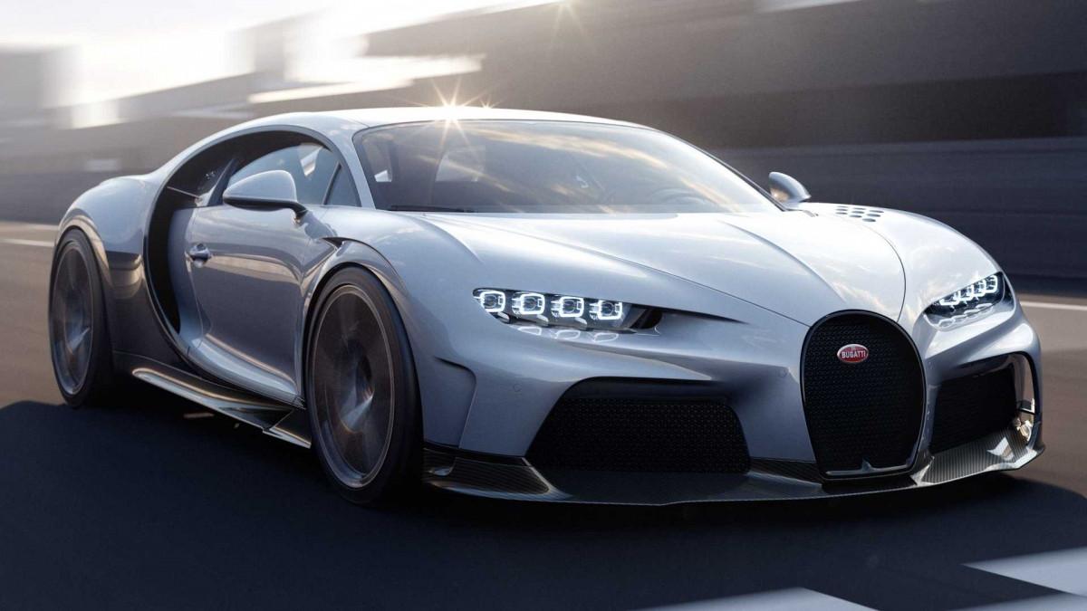 Bugatti ra mắt siêu phẩm Chiron Super Sport siêu nhanh gần 90 tỷ đồng-1