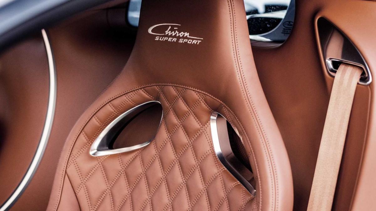 Bugatti ra mắt siêu phẩm Chiron Super Sport siêu nhanh gần 90 tỷ đồng-18