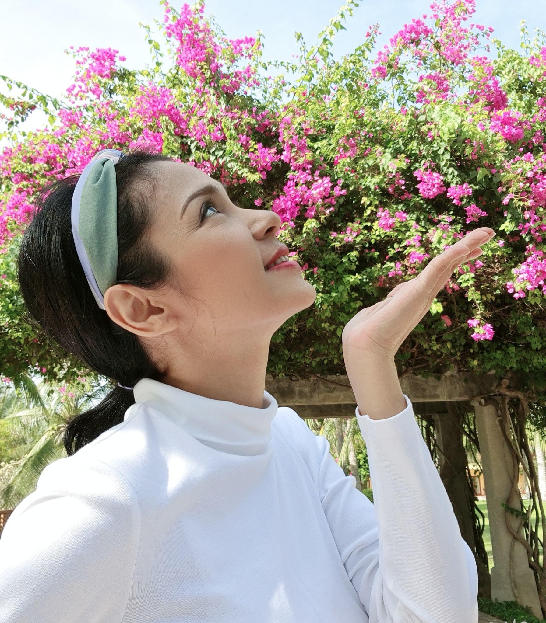 Đời thường trẻ trung tuổi 49 của diễn viên Việt Trinh-11