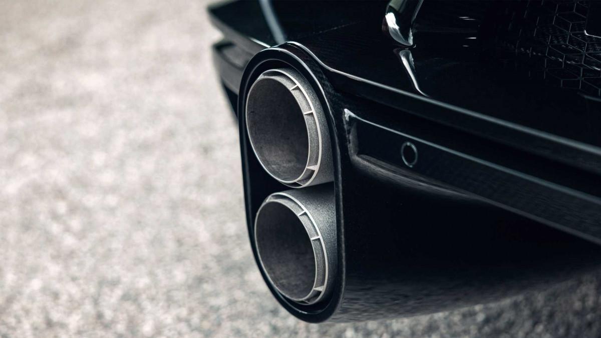 Bugatti ra mắt siêu phẩm Chiron Super Sport siêu nhanh gần 90 tỷ đồng-10