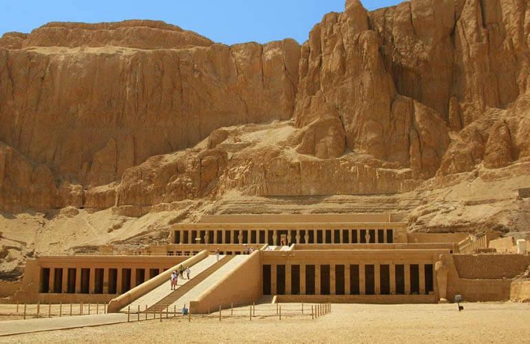 Bí mật về nghĩa trang khủng của các Pharaoh nổi tiếng Ai Cập-1