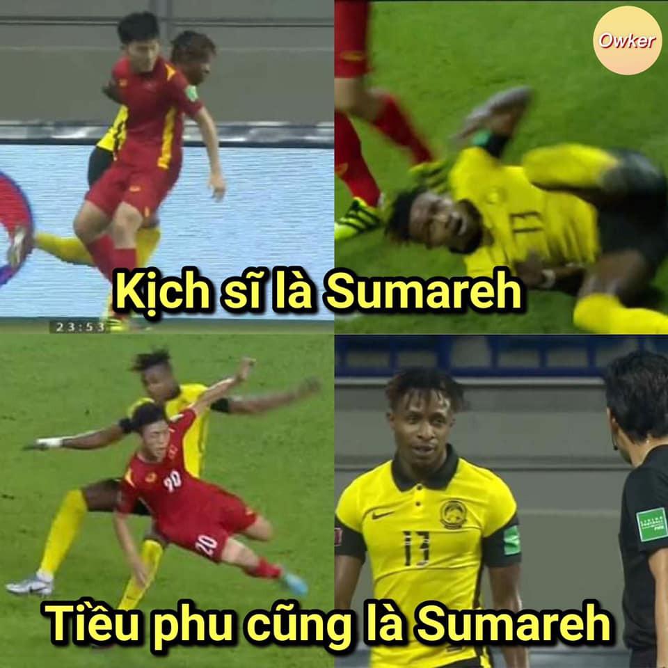 Dân mạng chế ảnh hài hước, tưng bừng ăn mừng chiến thắng trước Malaysia-11