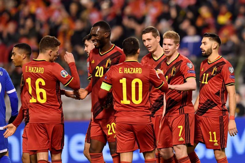 Trận Bỉ - Nga: Đối thủ của Bỉ là... chính mình-1