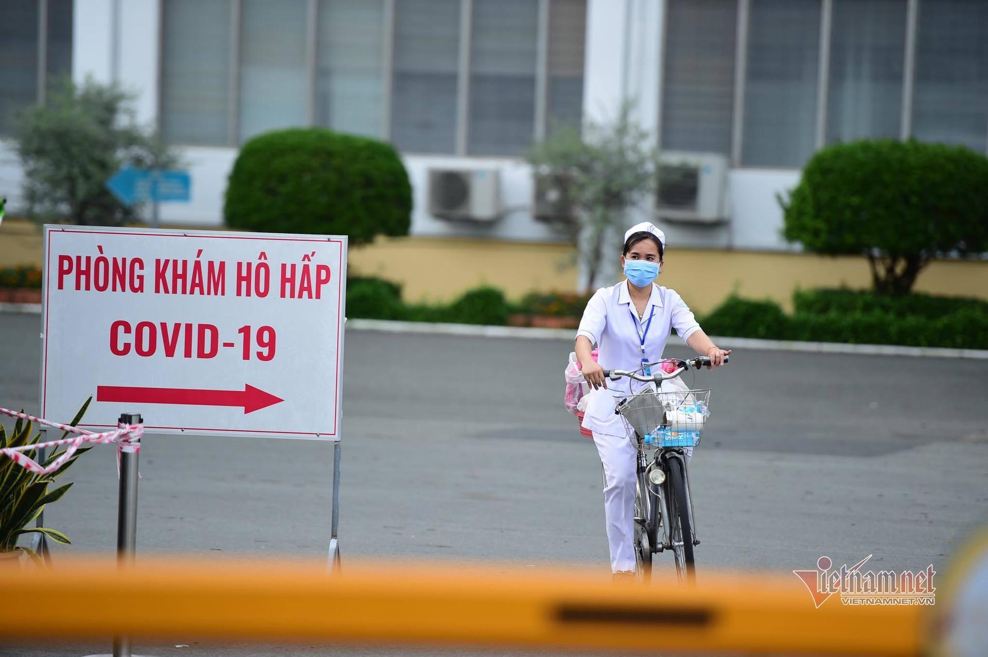 Thêm 22 nhân viên Bệnh viện Nhiệt đới TP.HCM dương tính nCoV-1