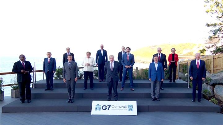 Dịch COVID-19 và cạnh tranh chiến lược với Trung Quốc làm 'nóng' hội nghị G7-1