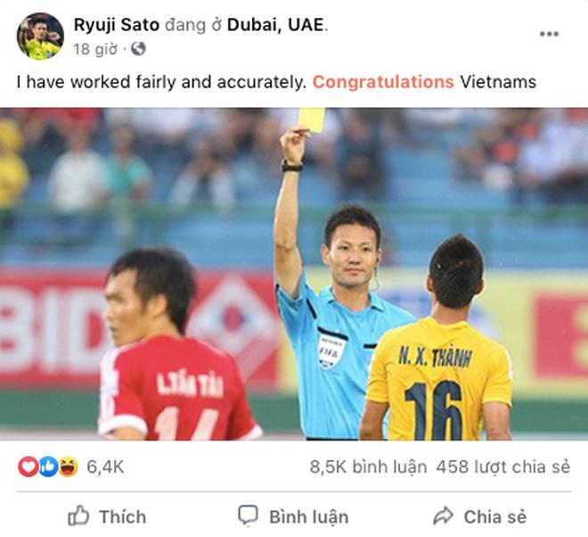 Đổi tên page bán hàng online thành tên trọng tài Nhật Bản bắt trận Việt Nam - Malaysia để hút tương tác khủng!-2