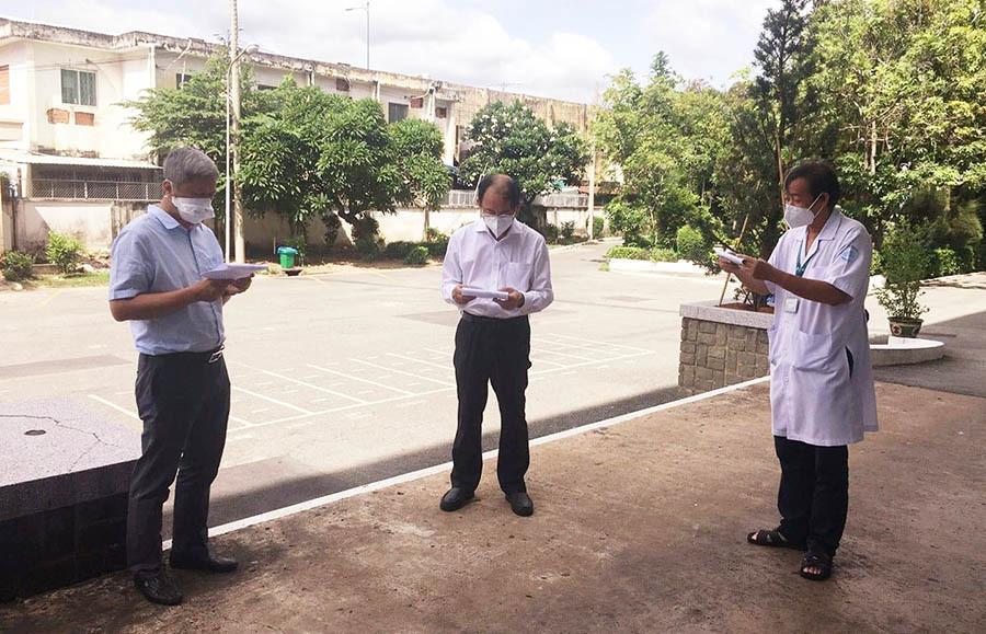 Thêm 31 nhân viên Bệnh viện Bệnh nhiệt đới TP.HCM dương tính nCoV-1