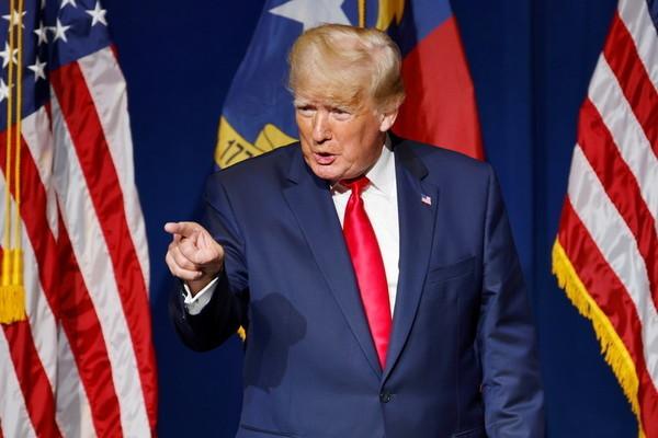 Ông Trump nâng giá bồi thường đòi Trung Quốc vì Covid-19-1
