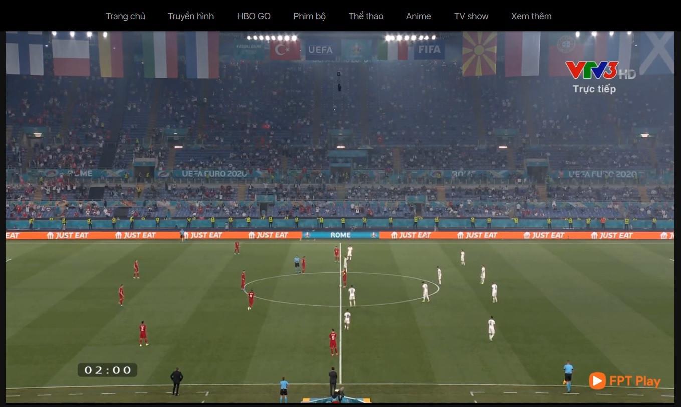 Cách xem trực tiếp các trận đấu tại Euro 2020 trên smartphone và máy tính-5