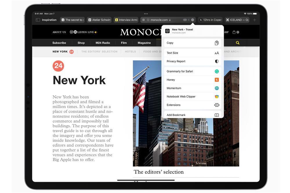 10 tính năng mới thú vị của Safari trên iOS 15 và iPadOS 15-1