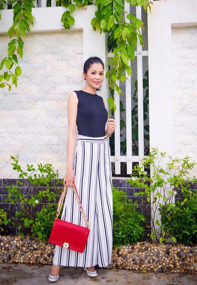 Bà xã doanh nhân U50 kín tiếng của MC Quyền Linh-5