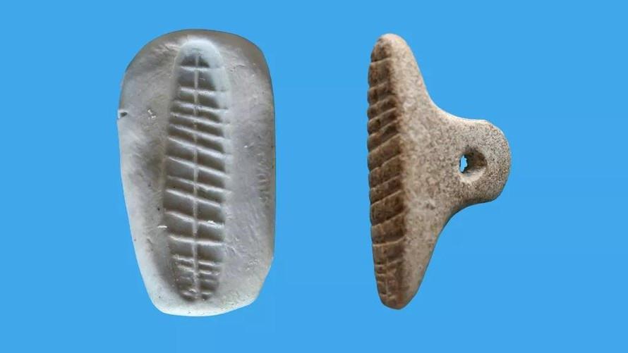 Tìm thấy con dấu 7.000 năm tuổi ở Israel-1
