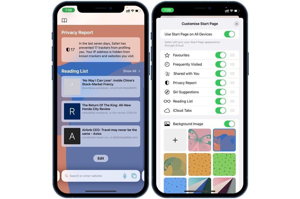 10 tính năng mới thú vị của Safari trên iOS 15 và iPadOS 15-4