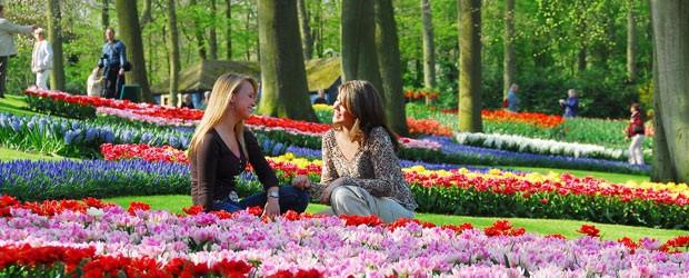Say đắm với cảnh sắc vườn hoa đẹp nhất Hà Lan-7