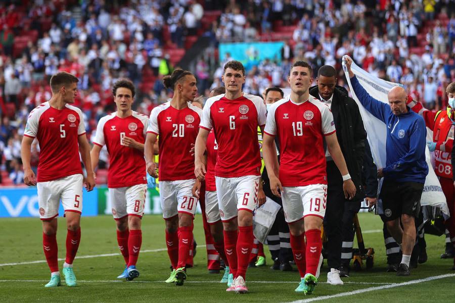 Trái tim dũng cảm Eriksen và vấn đề của UEFA-2