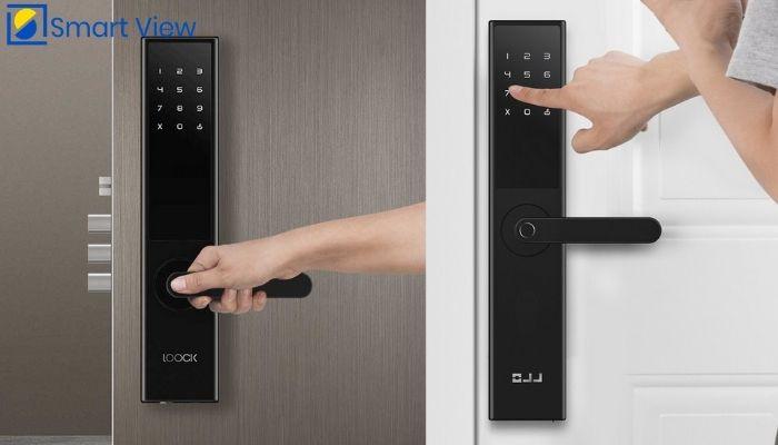 Cách sử dụng khóa cửa điện tử và nên dùng loại khóa nào?-4