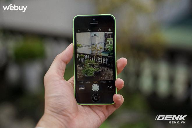 2021 rồi, muốn mua iPhone 5C vẫn tốn gần 1 triệu, liệu có đáng không? - Ảnh 6.