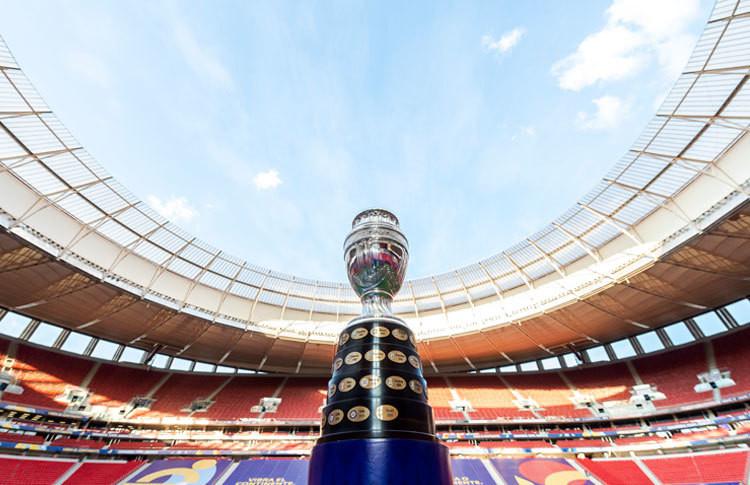 Neymar chói sáng, Brazil thắng to trận ra quân Copa America-8