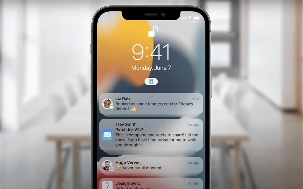 5 tính năng mới nóng của ứng dụng Messages trên iOS 15-5