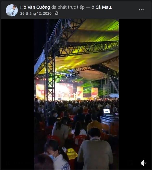 Lùm xùm cát-sê Hồ Văn Cường: Phi Nhung và quản lý phát ngôn tiền hậu bất nhất-3