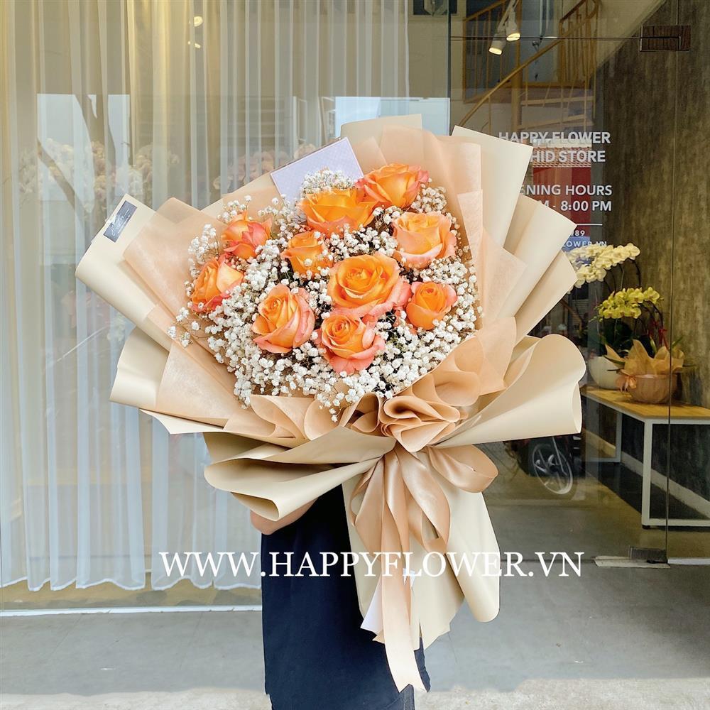 Hoa ăn được Happy Flower: Khi hạnh phúc kết trái ngọt-2