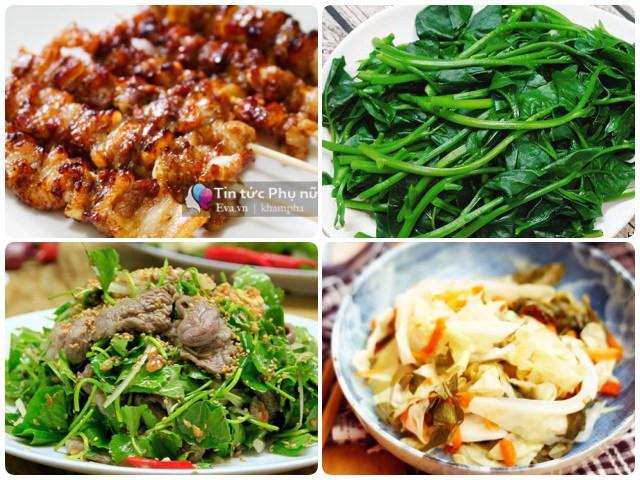 Hôm nay ăn gì: Trời nắng, vợ nấu toàn món ngon, cả nhà giục nhau ăn nhanh kẻo hết-1