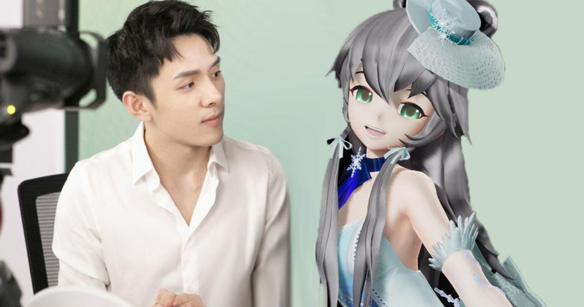 Hàng trăm triệu người Trung Quốc đang theo dõi một ca sĩ không có thật-2