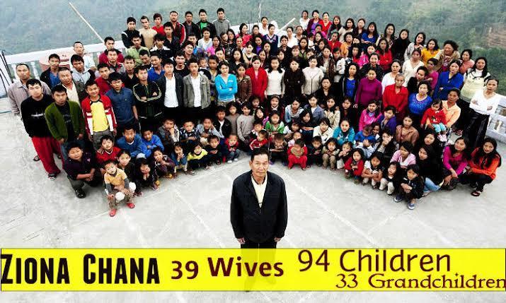 Người đàn ông nhiều vợ con nhất thế giới qua đời-1