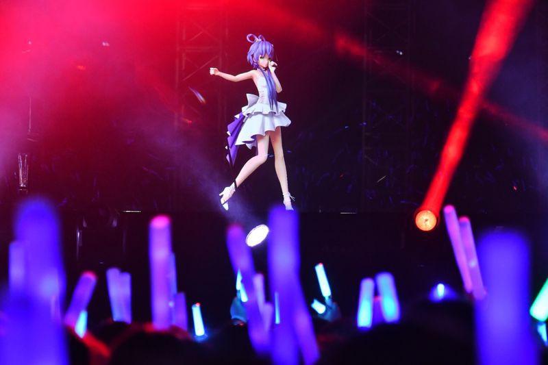 Hàng trăm triệu người Trung Quốc đang theo dõi một ca sĩ không có thật-1