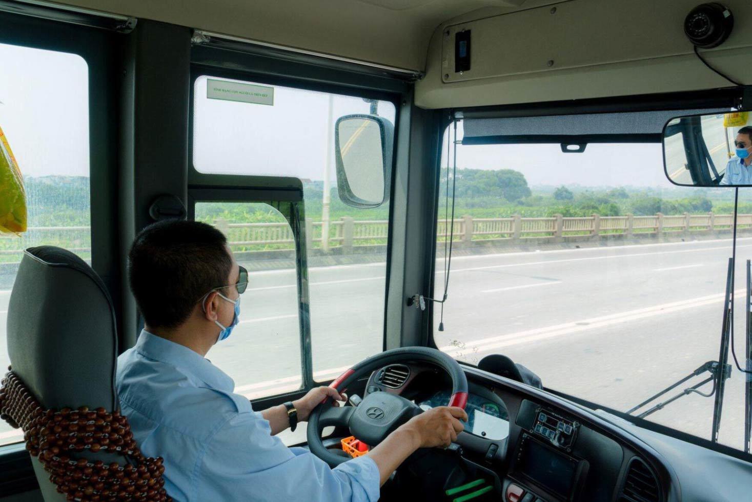 Kiến nghị Chính phủ lùi xử phạt xe khách, xe tải chưa lắp camera-1