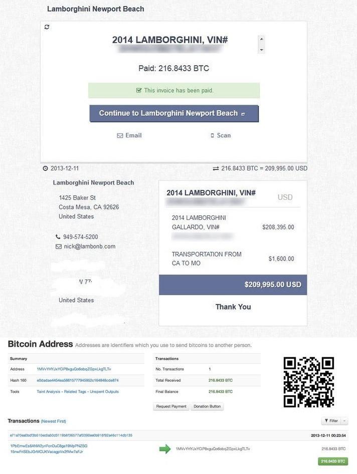 Đi tìm chàng trai mua 'bò vàng' bằng Bitcoin 8 năm trước-1