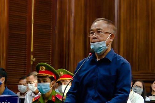 Ông Nguyễn Thành Tài xin miễn truy cứu trách nhiệm hình sự-1