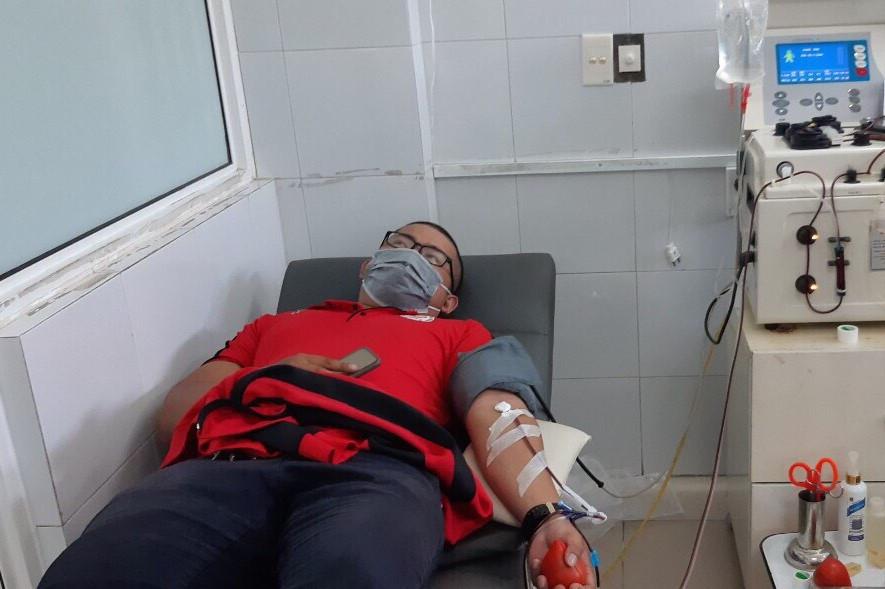 CLB máu sống ở Đà Nẵng: Hãy cho đi khi còn có thể-3